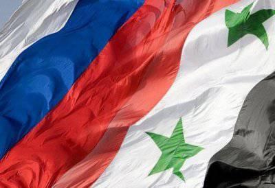 Россия: защищая Сирию, защищать себя