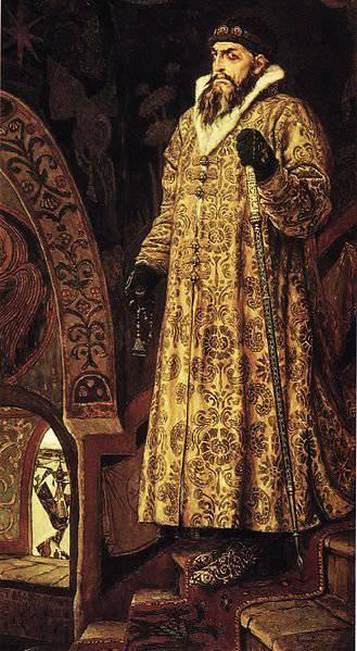 3 फरवरी 1565 इवान द टेरिबल ने oprichnina की स्थापना की