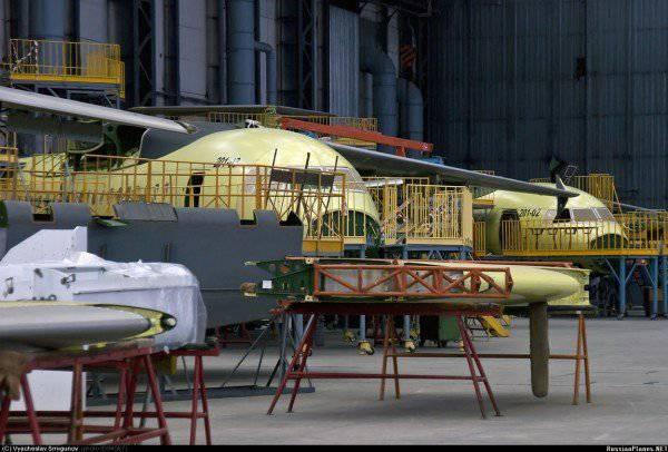 El programa An-148: cuando se aprovecha lentamente ...