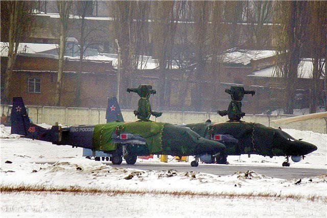 Ka-52 en Rostov