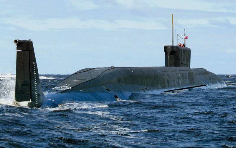 2013 वर्ष में रूसी नौसेना को दो रणनीतिक पनडुब्बियां और एक बहुउद्देश्यीय पनडुब्बी प्राप्त होगी