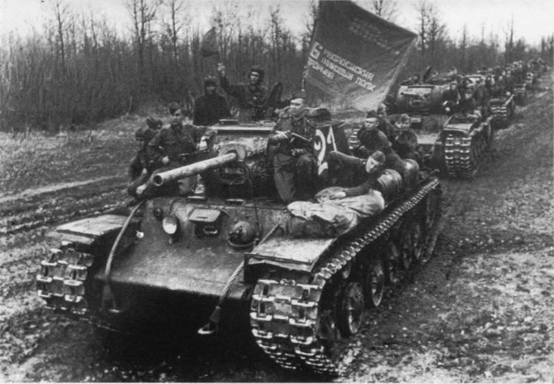 Hace 70 años, el plan de Hitler de apoderarse del Cáucaso finalmente se derrumbó