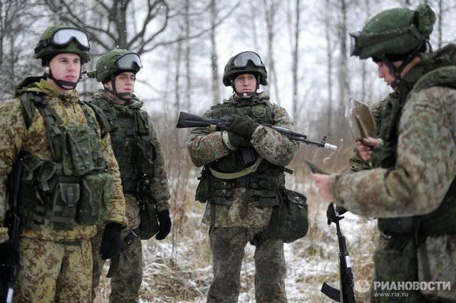 Российская армия полностью перейдет