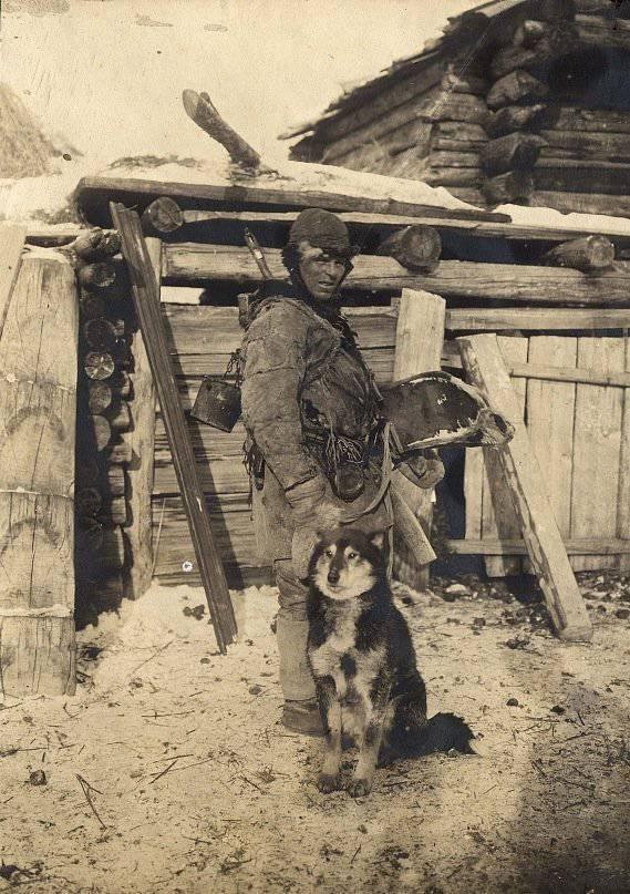 Rusia pre-revolucionaria en las fotos. Vida y vida del campesinado siberiano.