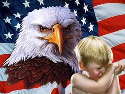 Pregunta de los niños: entre América y Rusia