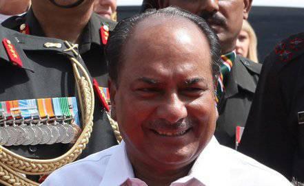 Ministro da Defesa da Índia expressou insatisfação com o progresso de vários programas de aviação