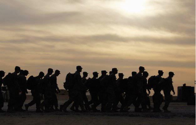 """सशस्त्र बलों की कल (""""विदेश नीति"""", यूएसए)"""