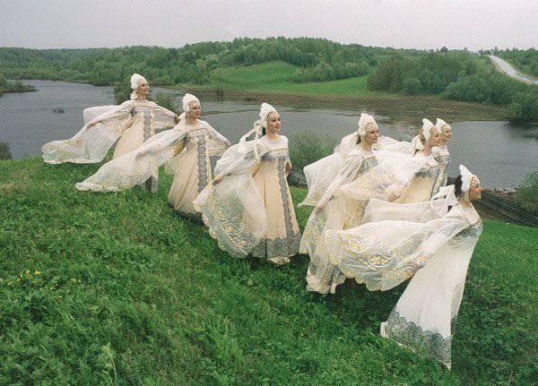 रूसी नृवंश विशुद्ध रूप से नॉर्डिक आबादी वाले यूरोप में सबसे पुराना है