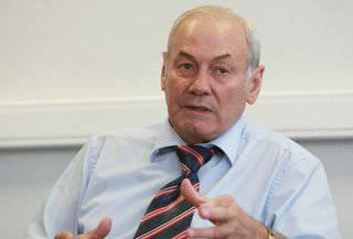"""लियोनिद इवाशोव: """"सीरिया में, रूस कम से कम सही लेकिन बहुत निष्क्रिय स्थिति लेता है"""""""