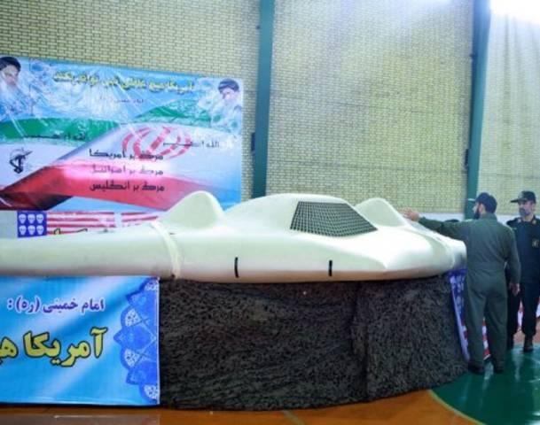 ईरान सी-एक्सएनयूएमएक्स सूचना के बदले में अमेरिकी यूएस ड्रोन से डेटा रूस में स्थानांतरित करता है