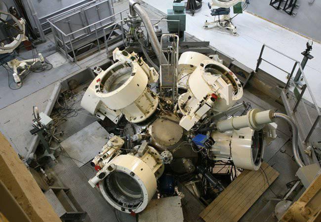 » Сверхмощная лазерная установка в Сарове будет использоваться для термоядерного синтеза