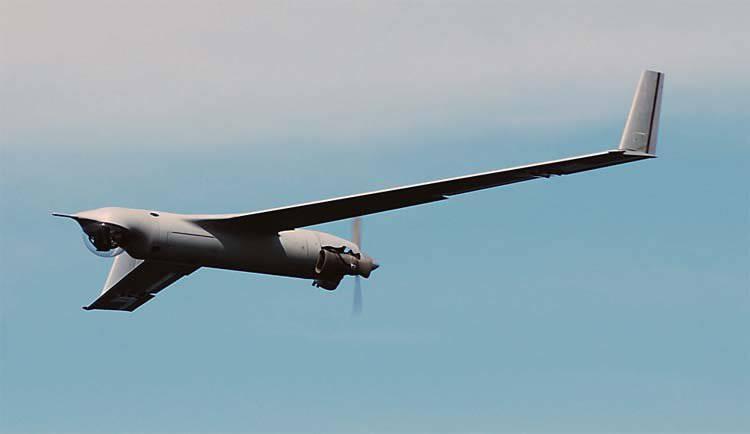 Irán comenzó la copia a gran escala del avión no tripulado estadounidense