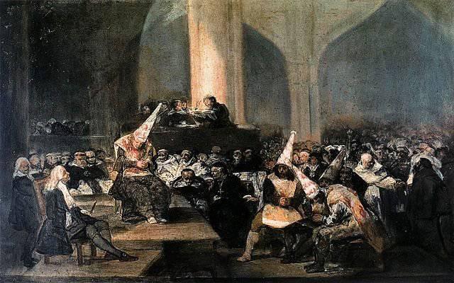 16 febrero 1568, la Inquisición española dictó la sentencia de muerte a todos (!) Residentes de los Países Bajos
