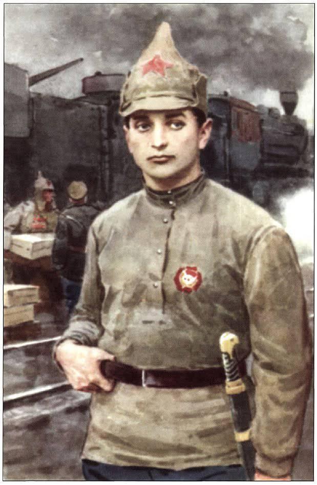 Mariscal ambicioso de la Unión Soviética