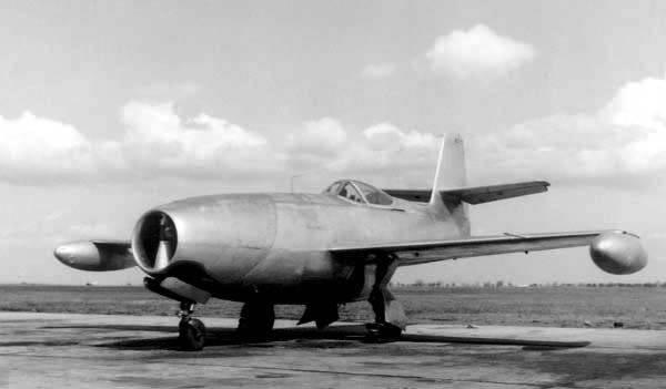 Cazas soviéticos en la USAF (parte 1)