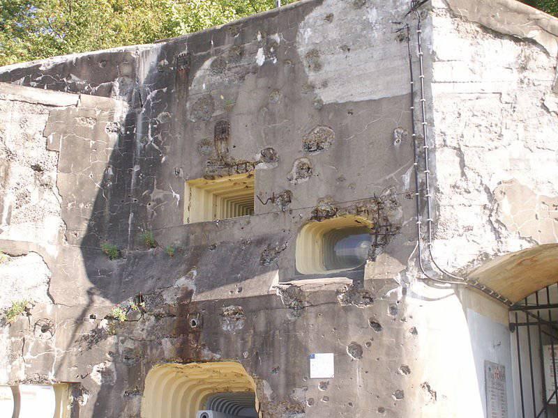 Captura por paracaidistas alemanes de Fort Eben-Emael