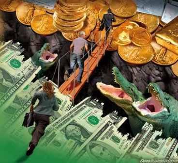 До свиданья, доллар, до свиданья!