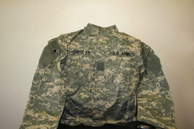 Американские военные испытывают «умный» китель