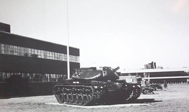 余りにも多くの革新:アメリカのT95戦車