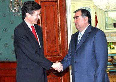 Il Tagikistan ha nuovamente ingannato la Russia