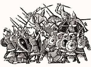 पूर्वोत्तर रूस में आंतरिक युद्ध 1174 - 1177। व्लादिमीर Vsevolod Yurevich के सिंहासन पर स्वीकृति