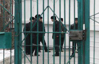 जेल खलीफा कट्टरपंथी इस्लाम को रूस की तपस्या प्रणाली के संस्थानों में बड़े पैमाने पर वितरित किया जाता है