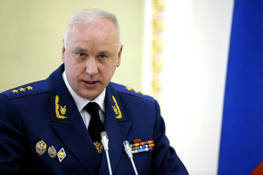 Прием председателя Следственного комитета России в Краснодаре оказался