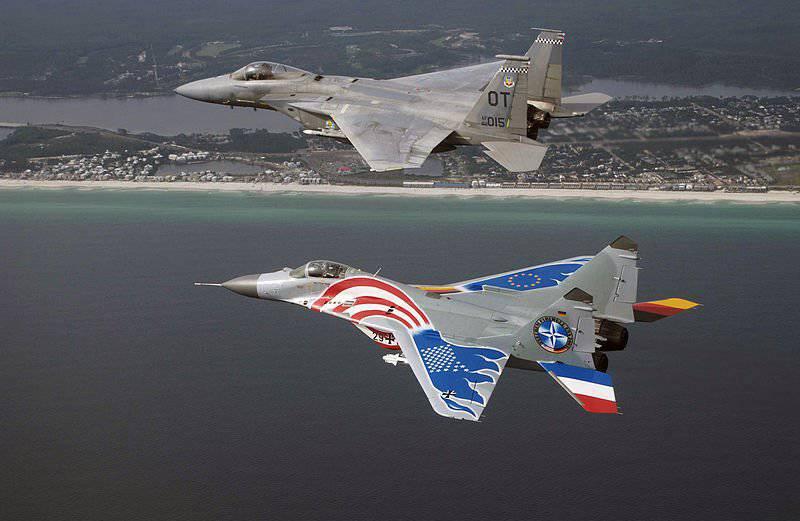 USAF में सोवियत लड़ाके (भाग 5)
