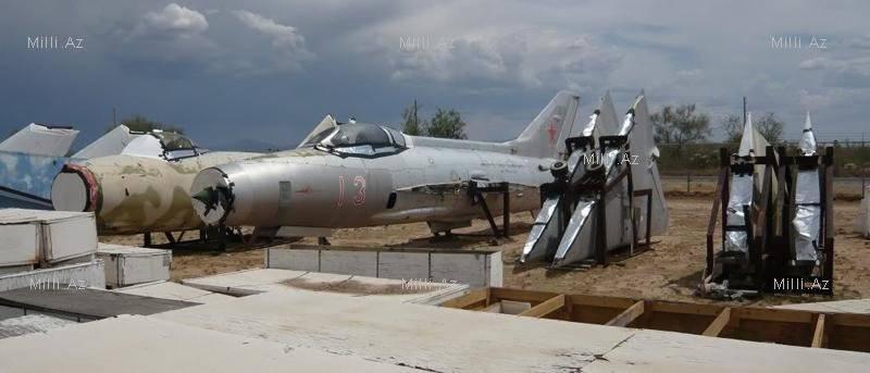 Советские истребители в ВВС США (часть 5)