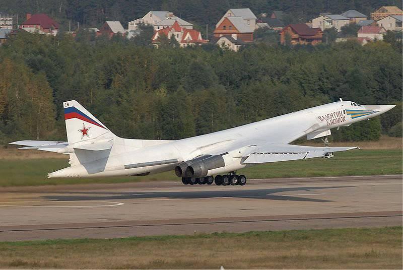 Tu-160 (1 का हिस्सा) की मुश्किल किस्मत