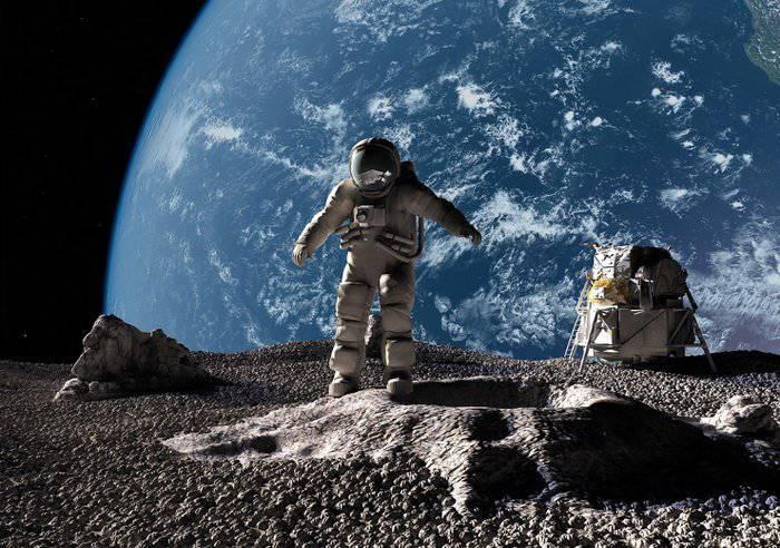 Tesoro de la luna - Helio-3