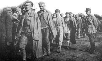 Pilsudskaya Polonia: crímenes de lesa humanidad