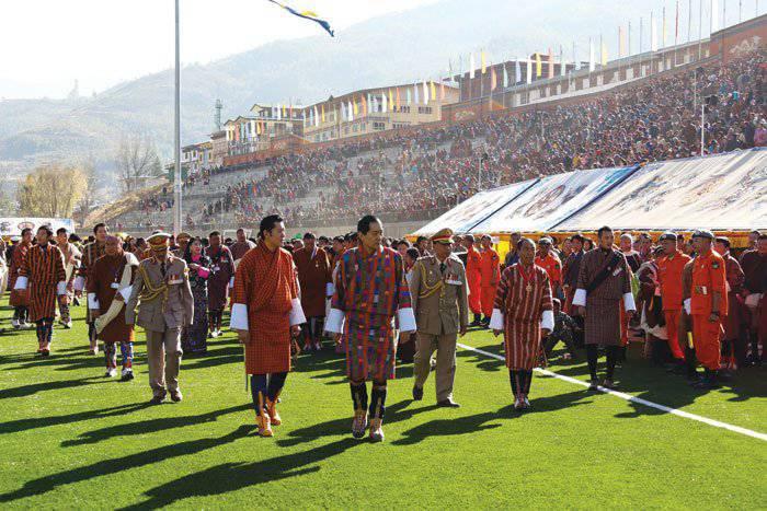 La dictadura verde: un experimento en Bután