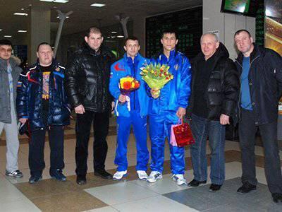 """कमांडो ने ग्रीको रोमन कुश्ती में विश्व कप में """"स्वर्ण"""" जीता"""