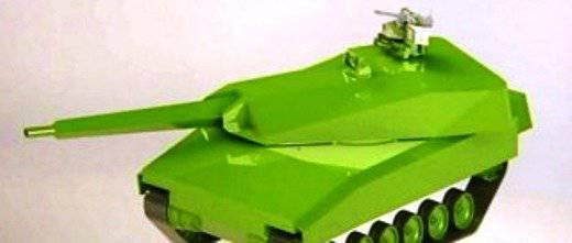 नया पोलिश टैंक संदिग्ध रूप से आर्मटा प्लेटफॉर्म पर एक लड़ाकू वाहन जैसा दिखता है