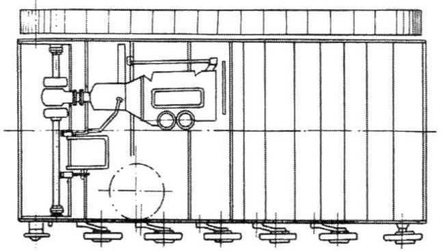 Transporte blindado de personas K-75
