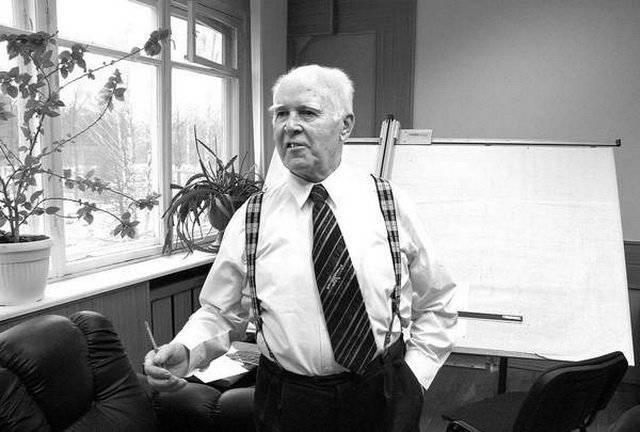 Maestro de artilleros - Vasily Petrovich Gryazev