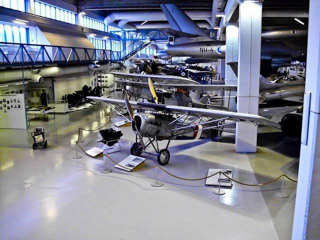Tikkakoski - Finlandiya'da havacılık tarihi
