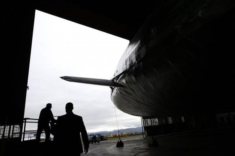 Самолет-дирижабль от американской компании успешно прошел первые испытания