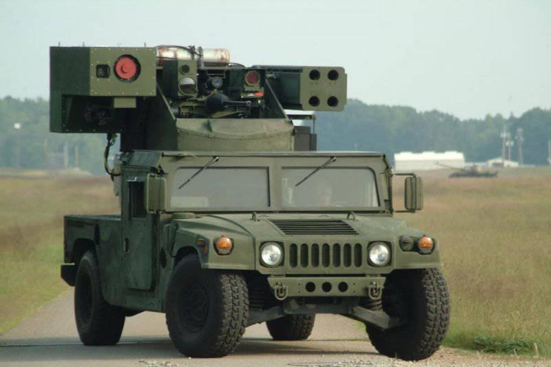 Проекты оружия направленной энергии
