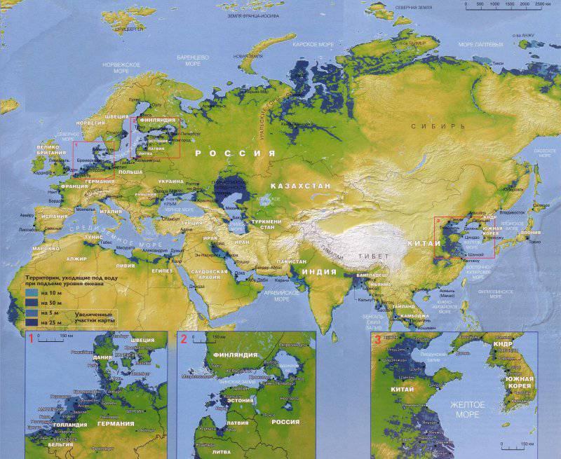 Великое переселение народов в будущем: прогнозы