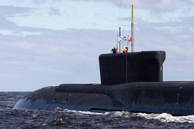 Российский флот пугает Запад