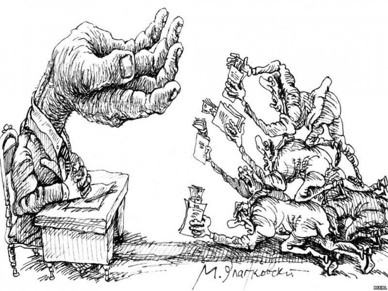 Сколько средств разворовывается в России, или коррупционный Эдем