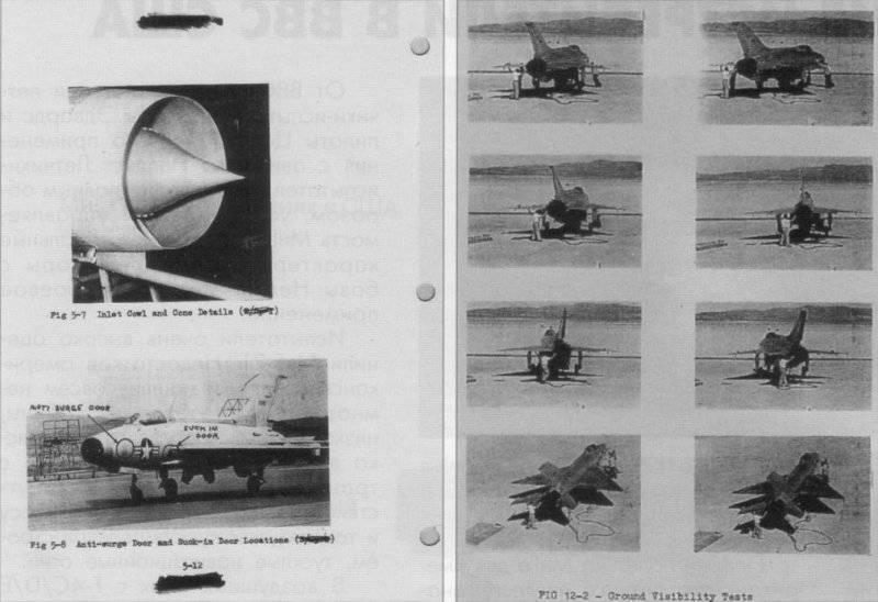 Советские истребители в ВВС США, МиГ-21 и МиГ-17Ф (часть 2)
