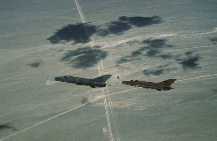 Советские истребители в ВВС США, «Агрессоры» (часть 3)