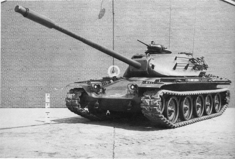 Слишком много новшеств: американские танки семейства T95