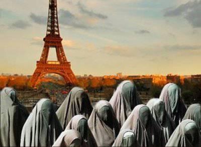 Франция: исламское будущее не за горами?