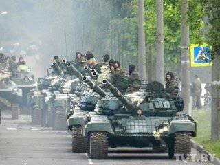 Belarus ordusu savaşmaya hazır ne?
