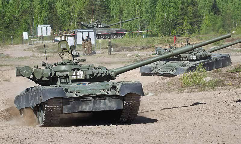 Yeni T-80 tank modernizasyon projeleri
