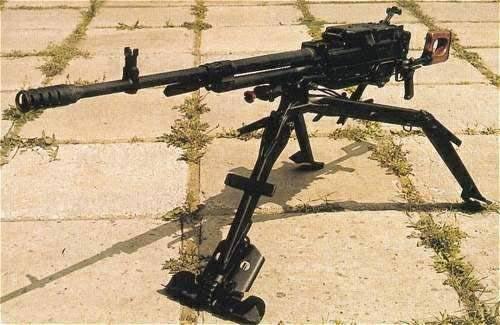 Rusya, Finlandiya'ya 3,1 milyon euro karşılığında makineli tüfek tedarik edecek